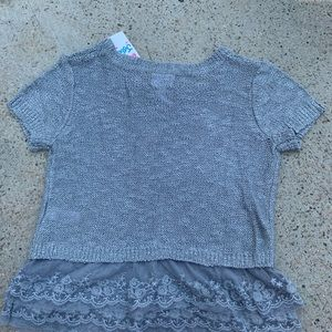 Justice Shirts & Tops - Girls Justice top size 8